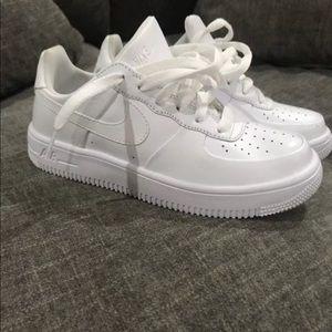 Nike kids Air Force ultraforce
